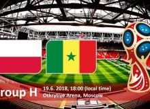 Польша - Сенегал. Превью