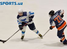 Photo Gallery. Uzbekistan Ice Hockey League | Round Three