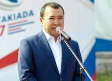 Сакен Полатов: Рад, что Национальный олимпийский комитет поверил в меня