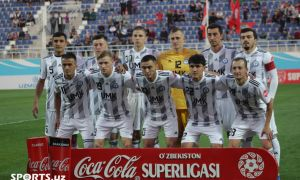 FC Metallurg beat FC Bukhara in Bekabad as Shahzodbek Ubaydullaev stars