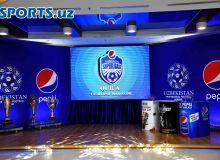 Жеребьёвка второго этапа Pepsi Суперлиги (Видео)