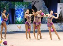 Наши гимнастки примут участие в соревновании «Гран-При» в Москве