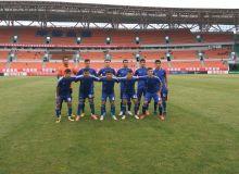 Узбекистан U-21 одержал победу над Мьянмой