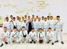 Uzbek amateur boxers to organise training sessions in Cuba