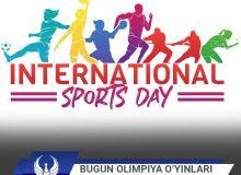 Сегодня день возрождения Олимпийских игр