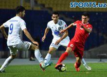 Азиз Тургунбаев признан лучшим игроком «Навбахора»