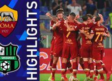 «Рома» в составе с Шомуродовым одержала победу (Видео)