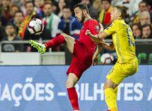 Португалия - Украина 0:0 (видео)