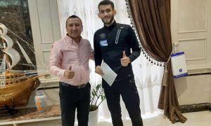 Transfer News. FC Navbahor improve their squad with Zabikhillo Urinboev