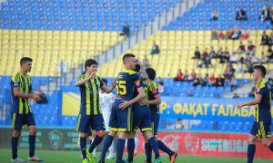 Match Highlights. FC Pakhtakor 2-1 FC Metallurg