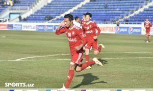 Photo Gallery. FC Nasaf 2-2 FC AGMK