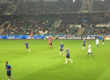 Эстония - Греция 0:1 (видео)