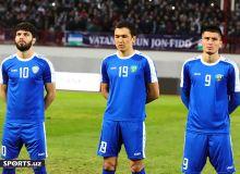 Какова ситуация в группе, в которой находится Узбекистан? (Турнирная таблица)