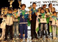 Шахматисты Узбекистана стали чемпионами мира