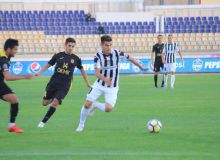 FC AGMK earn a 2-0 victory over FC Sogdiana in Almalyk