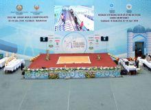 В Ташкенте продолжается чемпионат мира по тяжелой атлетике