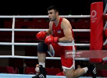 A meteorite must fall from the sky to stop Bakhodir Jalolov in the final!