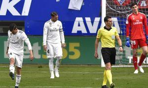 "Ла Лига. ""Реал"" Мадридда шарманда бўлди"
