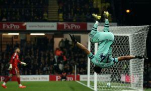 """""""Уотфорд"""" - """"Арсенал"""" 0:1 (видео)"""