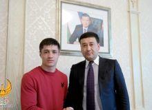 Президент НОК предложил Эргашеву участвовать в Азиатских играх и Олимпиаде
