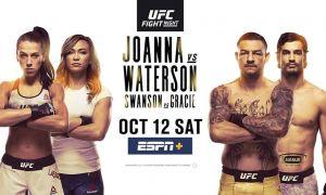 UFC Fight Night 161 натижалари билан танишинг