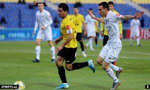Видео: «Пахтакор» забил 6 голов в ворота АГМК и стал обладателем Кубка Лиги страны
