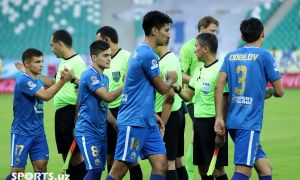 Full Match. FC Bunyodkor 1-1 FC Bukhara