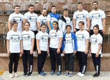 Uzbek athletes kick-off their participation at the IWF Weightlifting World Cup in China