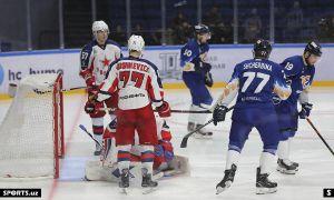 ВХЛ: «Хумо» проиграл с крупным счётом