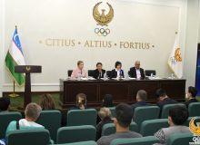 В Ташкенте состоялась пресс-конференция перед началом международного судейского экзамена
