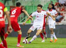 Чемпионат ОАЭ. Команда Азиза Ганиева одержала победу в шоу голов
