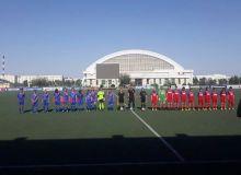 В первой лиге завершён этап в Хорезме: результаты матчей 2 тура.
