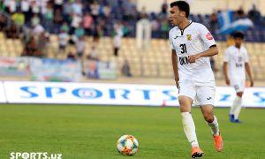 FC AGMK beat FC Bunyodkor to earn a spot in 2019 Uzbekistan Cup final
