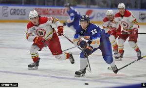 Photo Gallery. HC Humo 2-3 Beijing KRS-BSU