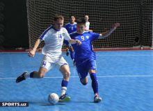 Футбол ва футзал терма жамоаларимиз ўртасидаги ўйиндан фоторепортаж