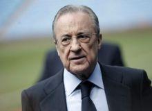 "Перес ""Реал"" мухлисларининг умидини пучга чиқарди"