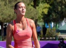 Абдураимова вышла в четвертьфинал турнира «Фьючерс»
