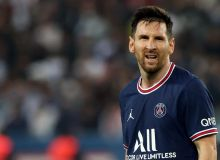 Messi is fading and no longer affects the game