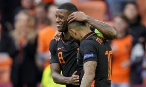 Евро-2020. Нидерландия максимал натижа билан кейинги босқичга йўл олди