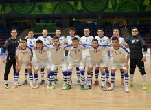 Национальная сборная Узбекистана по футзалу сегодня приступила к тренировкам