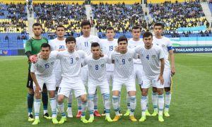 Олимпийская сборная Узбекистана вышла в финальный раунд Чемпионата Азии U-23