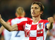 Модрич: Агар Хорватия Европа чемпионатига чиқа олмаса, бу ҳақиқий фожеа бўлади