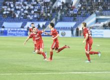 FC Nasaf earn their first victory in Super League