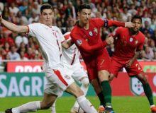 Сербия – Португалия. Матич ва Роналду асосий таркибда