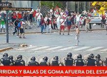 Либертадорес кубоги финалининг Мадридда ўтиши шаҳар полициясини хавотирга солмоқда
