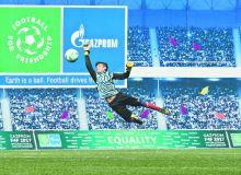 «Футбол для дружбы» 2021: Юные участники из 211 стран и регионов установят новый Мировой рекорд Гиннеса