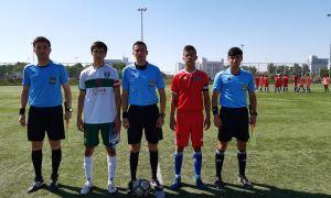 Сегодня пройдут полуфинальные матчи международного турнира «Келажак сари»