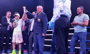 Ўзбекистонлик боксчи WBC минтақавий камари учун жанг қилди