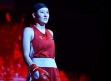 Завершились финальные поединки среди девушек на чемпионате Азии по боксу
