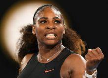 Serena Uilyams Nyu-Yorkda qiynalmoqda